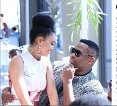 pearl modiadies hairstyle confirmed pearl thusi and robert marawa end engagement the citizen