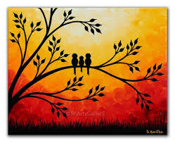 best 25 sunset paintings ideas on pinterest canvas painting