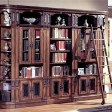 Vintage Bookcase With Glass Doors Mahogany Bookcase With Astragal Glass Doors Antique
