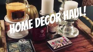 Tjmaxx Home Decor Homegoods Marshalls And Tjmaxx Home Decor Haul Youtube