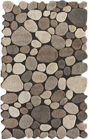 pebble rug amazon com nuloom 3 6 x 5 6 hand tufted pebbles rug in natural