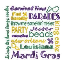 mardi gras embroidery designs mardi gras time waffle weave towel monogram express