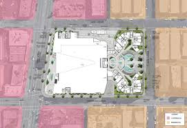 new west l a apartments to feature ground floor whole foods image courtesy of landry design group