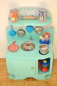 diy cuisine enfant cuisinière enfant en récup