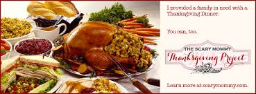 will you join me and feed a family this thanksgiving is