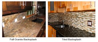 Granite Countertops And Backsplashes by Granite Countertops And Backsplash Pictures Granite Countertop And