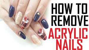 15 fast acrylic nails removal remedies how to remove acrylic