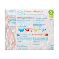 Free Baby Stuff In Los Angeles Ca The Honest Company Rose Blossom Size 5 Disposable Diapers 25