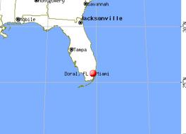 Doral Florida Map justine philyaw justinephilyaw twitter