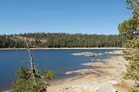 california blue blue lakes