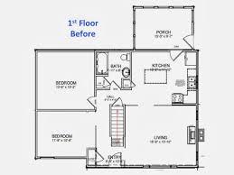 open space floor plans sopo cottage the cottage floor plans