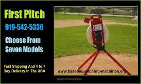 pitching machine fastpitch slow pitch curveball baseball softball