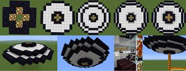 Minecraft House Blueprints Layer By Layer by How To Build A Ufo In Minecraft Minecraft Guides
