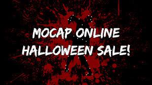 Halloween Sale Mocap Online Halloween Sale 3d Character Animations 50 Off