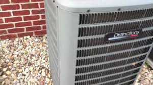 amana distinctions central air conditioners youtube