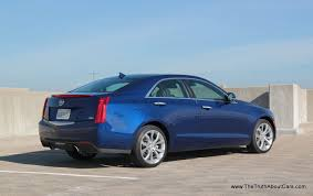 cadillac ats awd review 2013 cadillac ats 3 6 awd exterior side 3 4 picture courtesy of