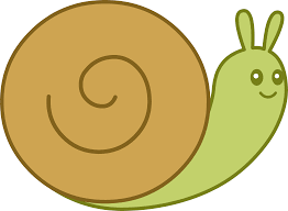 cartoon snail coloring pages coloring kids clip art library