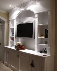 White Bedroom Tv Unit Simple Bedroom Wall Units With Nice Tv Stand And Shelves