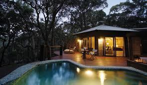 wood house design in australian