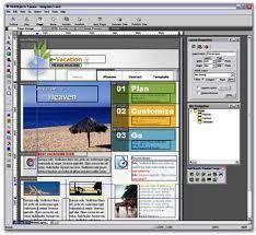 free web designer netobjects fusion essentials free website design software