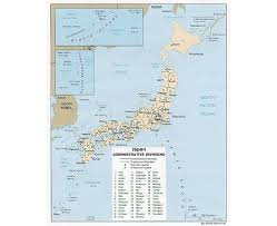Map Of Okinawa Maps Of Japan Detailed Map Of Japan In English Tourist Map