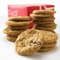 cookie gift boxes fresh baked chocolate chip cookie gift box grocery