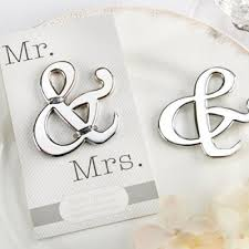 wedding favors bottle opener mr mrs ampersand bottle opener ampersand bottle opener mr