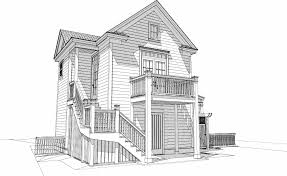 Home Design Concept Lyon Architecture House Sketch Good Carriage House Adu Small Home
