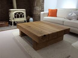 rustic oak coffee table rustic oak coffee table project 239 abacus tables