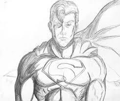 superman pencil colour dreams deviantart