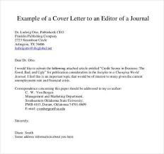 cover letter for journal article submission cover letter medical
