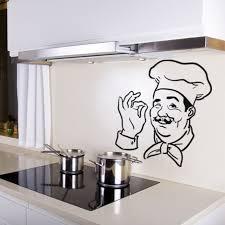 autocollant cuisine sticker cuisine pas cher avec stickers muraux leroy merlin maison