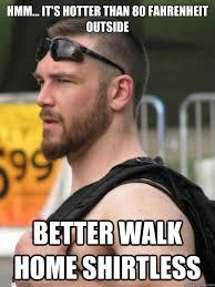 Meme Beard Guy - funny college memes for students