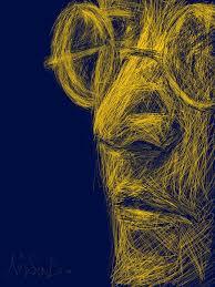 john lennon sketch by imletha on deviantart