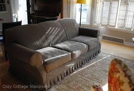 slipcovers for leather sofas cozy cottage slipcovers slipcover for leather sofa