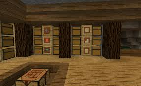 Minecraft Medieval Furniture Ideas Pics Of Your Storage Room Survival Mode Minecraft Discussion