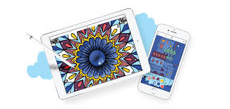 Turn Pictures Into Coloring Pages App Lake Coloring App For Ipad And Iphone