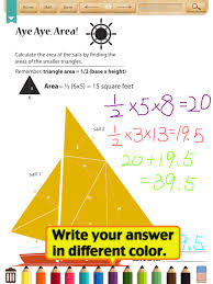 kids math area worksheets grade 6 ipad reviews at ipad quality
