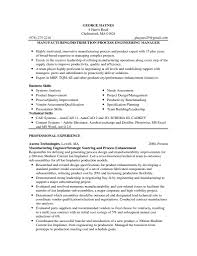 Manufacturing Manager Resume Samples by Manufacturing Supervisor Resume Samples Free Resume Example And