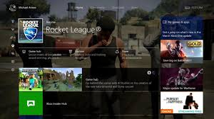Home Layout New Xbox One Home Layout Xbox Insider Program Jan 26 2017 Youtube