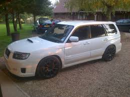 Fs For Sale Sg9 Forester Sti Advan Hks Parts For Sale