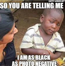 I Wish A Mother Would Meme - funny racist memes black white racism memes happy wishes