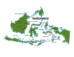 Ring Of Fire Map Indonesia Liveaboard Diving Explorer Ventures