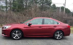 2017 subaru outback 2 5i limited red review 2016 subaru legacy 2 5i limited safe affordable and