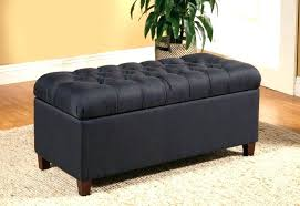 Bathroom Ottoman Storage Bathroom Ottoman Storage Living Tufted Ottoman Large Leather