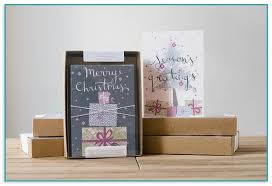 boxed christmas cards unique boxed christmas cards