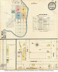 San Angelo Tx Map Sanborn Maps Of Texas Perry Castañeda Map Collection Ut