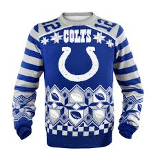andrew luck indianapolis colts nfl player sweater
