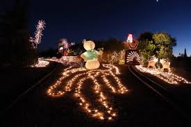 Oregon Garden Christmas Lights Holiday Attractions Attractions In Scottsdale
