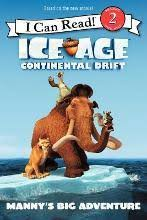 ice age continental drift friends bright 9780062104830